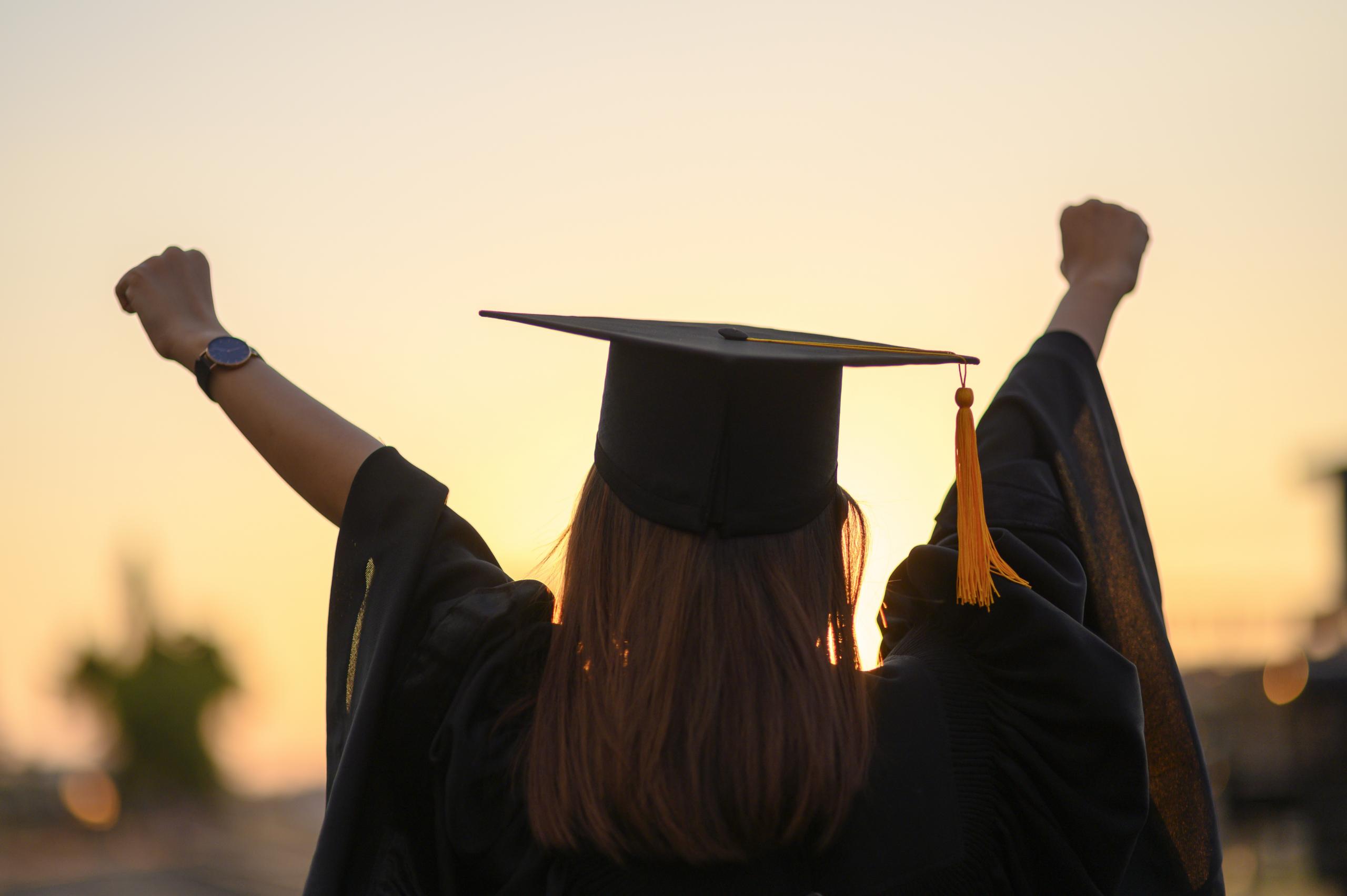 Staatsexamen bestanden